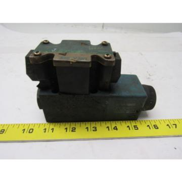 Vickers Laos DG4V-3S-2A-M-FW-B5-60 Solenoid Operated Directional Valve 110/120V