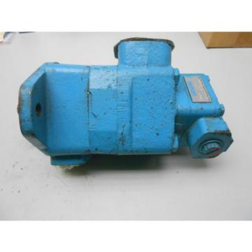 VICKERS Argentina  Hydraulic Pump Model: V2010 1F12S3S 11AA12
