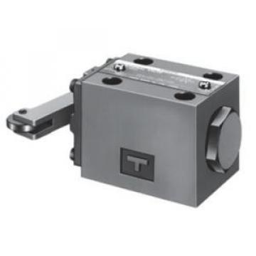 Yuken DCT/DCG Series Cam Operated Directional Valves