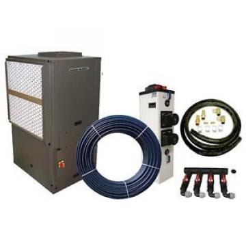 2 Stage Daikin Mcquay Geothermal Heat Pump 3 Ton Install Package for Closed Loop