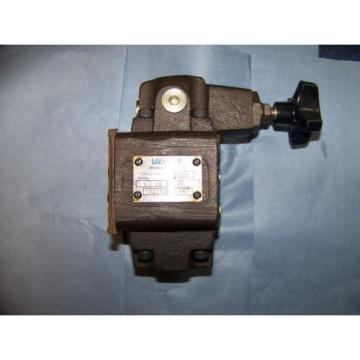 Vickers Luxembourg  Hydraulic Reducing Valve
