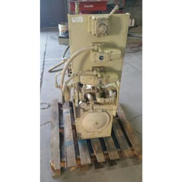 Vickers SamoaWestern 75 HP Hydraulic Power Unit 2000 PSI #034;Shipping Available #034;   #1328W