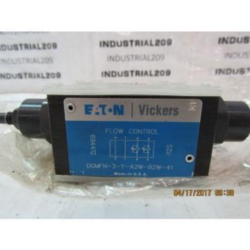 VICKERS Fiji DGMFN-3-Y-A2W-B2W-41 HYDRAULIC VALVE Origin