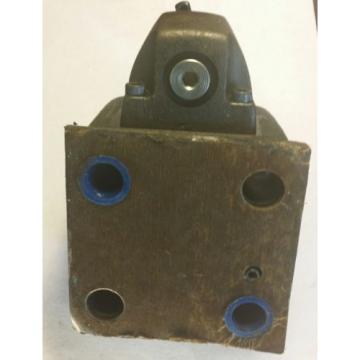 Vickers Burma CG06B50 Hydraulic Relief Valve