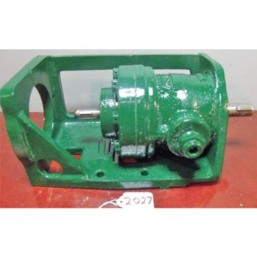 Vickers Netheriands  Hydraulic Pump with Bracket V 2113 G 10 LH
