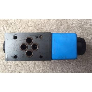 EATON Russia  VICKERS DG4V-3S-OBL-M-FW-B5-60 HYDRAULIC DIRECTIONAL VALVE 120 VAC COIL