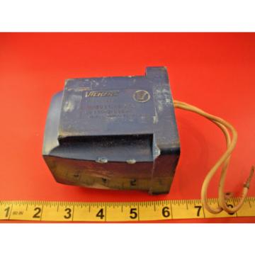 Vickers United States of America  400823 Coil 115/120v 60Hz-08a 110v 50Hz-096a Solenoid Hydraulic Nnb