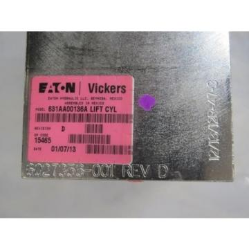Eaton Ethiopia  Vickers 631AA00136A Hydraulic Lift Cylinder Valve Grove Manitowoc 80033356