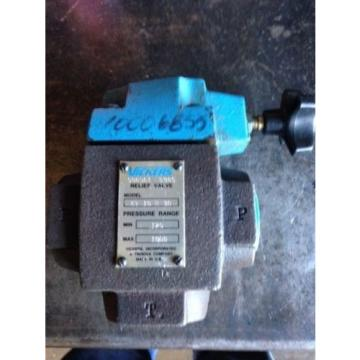 Vickers Cuinea  Hydraulic Relief Valve CT 10 B 30