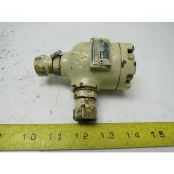 Vickers Solomon Is  C2-805UB Right Angle Hydraulic Check Valve 3/8
