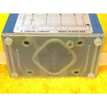 Origin Swaziland  VICKERS DGMDC 3 PYL 20 HYDRAULIC VALVE ASSEMBLY