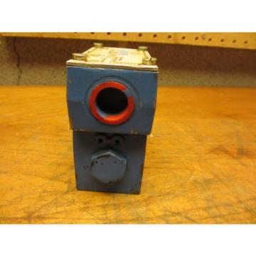 Vickers Honduras  DG4V-3-7A-M-W-B-40 Hydraulic Directional Control Valve 989645 NO COIL