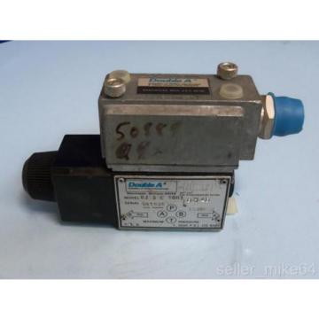 VICKERS Mauritius  DOUBLE A QJ-3-C-10B1 1000 PSI HYDRAULIC VALVE