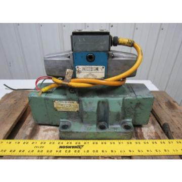 Sperry Liberia Vickers DG5S4L 103 T 53 Hydraulic Directional Control Valve
