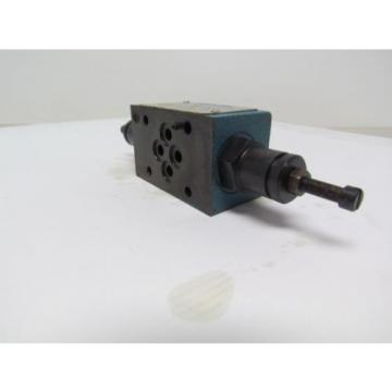 Vickers Brazil DGMFN-3-X-A2W-B2W-21 Hydraulic Flow Control Module