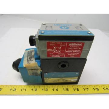 Vickers Barbados 880027  PA5DG4S4-LW-012A-B-60 Hydraulic Control Valve