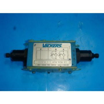 Origin Azerbaijan Vickers DGMFN 3 Y A2W B2W 21 Hydraulic Directional Control Valve NNB