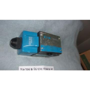 EATON Gambia DG4S4-012A-B-60 VICKERS REVERSIBLE HYDRAULIC CONTROL VALVE FREE SHIPPING
