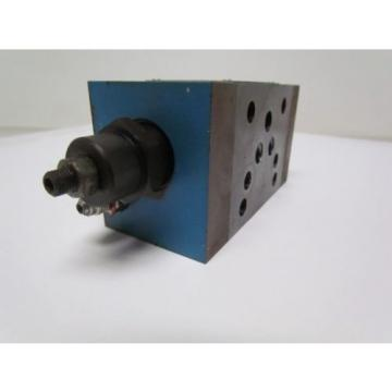 Vickers Belarus DGMX2-5-PP-BW-E-S-30 SystemStak Reversible Hydraulic Reducing Valve