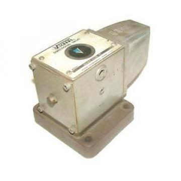 SPERRY Laos VICKERS  DG4S4 012A 41   DIRECTIONAL HYDRAULIC VALVE 115 VAC