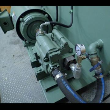 INDUSTRIAL Samoa Eastern  HYDRAULIC POWER PACK UNIT w/ VICKERS PUMP 45GPM 2500PSI PVB45-FRSF-20
