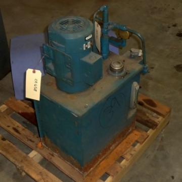 VICKERS Argentina 2HP HYDRAULIC PUMP SYSTEM