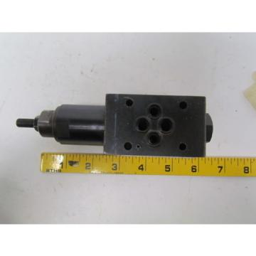 Vickers Cuinea DGMR 3-TA-FW-S-40 Hydraulic Pressure Reducing Sequence valve