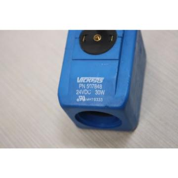 EATON Bulgaria VICKERS Solenoid Operated Hydraulic Directional Valve DG4V3S amp; 507848