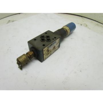 Vickers Andorra  DGMX1 3 PP AK 22 B Hydraulic Valve Pressure Reducing Keyed