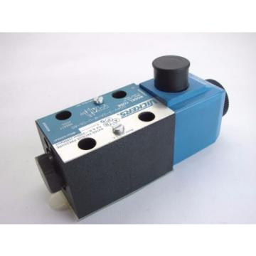 Vickers Guinea  DG4V-3-2A-M-U-D6-60  Reversible Hydraulic Directional Control Valve T46