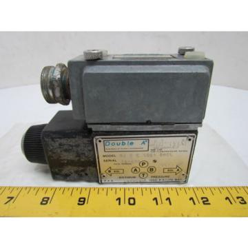 Vickers Guyana  QJ-3-C-10B1-BH5L Double A Hydraulic Solenoid Valve 4500 PSI