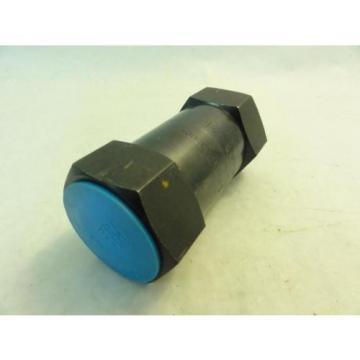 158494 Haiti  Old-Stock, Vickers DS8P1-10-5-11 Inline Check Valve, Size: 1-1/4#034;