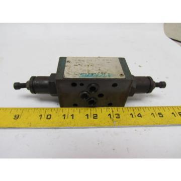 Vickers Honduras DGMFN-3-Y-A2W-B2W-21 Hydraulic Flow Control Valve