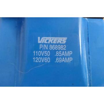 Eaton/Vickers Malta DG4S4LW-013F-B-60 Single Solenoid Directional Hydraulic Valve