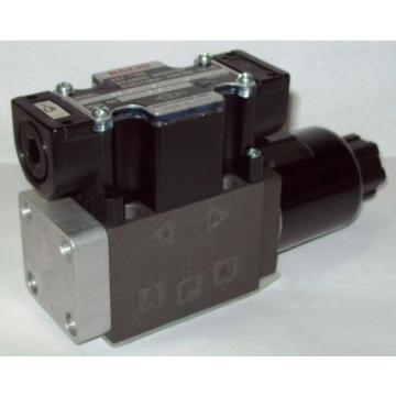 D03 Angola  4 Way 4/2 Hydraulic Solenoid Valve i/w Vickers DG4V-3-2BL-WL 115V Rectified