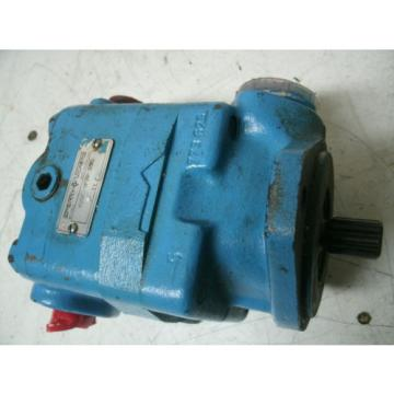 EATON Reunion  VICKERS POWER STEERING PUMP V20F 1P7P 38C 4D 11 V20F-1P7P-38C-4D11 Origin V20
