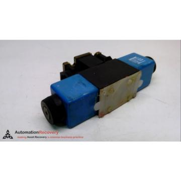 VICKERS Ethiopia  DG4V-3S-6C-M-FTWL-B5-60, SOLENOID OPERATED DIRECTIONAL VALVE #228676