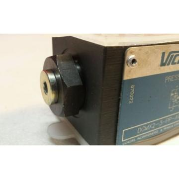 Vickers United States of America  DGMX2-3-PP-AW-S-40 Vickers Pressure Reducing Valve, Origin