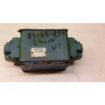 Vickers Azerbaijan  Pilot Operated Check Valve DGPC06 AB51 Origin