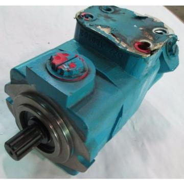 Origin Uruguay  Eaton Vickers V2010 Hydraulic Vane Pump OEM Part 7/2 NOS Ag Chipper Parts
