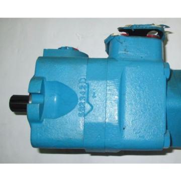 Origin Uruguay Eaton Vickers V2010 Hydraulic Vane Pump OEM Part 7/2 NOS Ag Chipper Parts