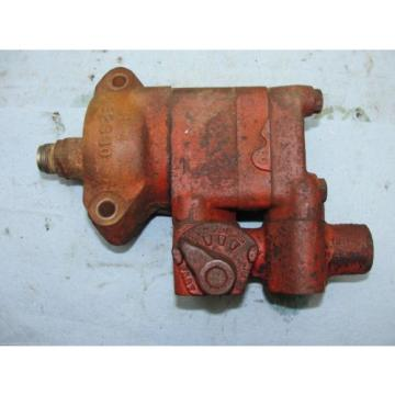 Ford Netheriands Tractor Vickers Vane Hydraulic Pump tach drive 600 800 900 NCA600 1955