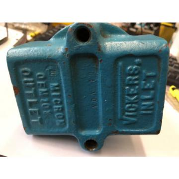 VICKERS Denmark  HYDRAULIC FILTER