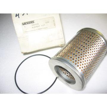 Genuine Swaziland Vickers 941072 Hydraulic Filter Element Replacement Kit