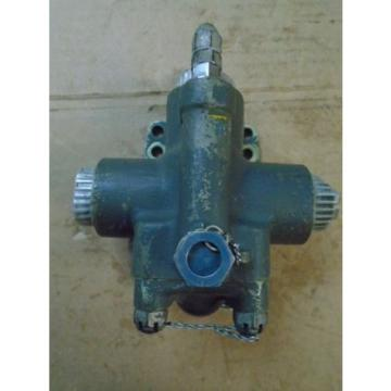 1 Brazil EA USED VICKERS HYDRAULIC SAFETY RELIEF VALVE FOR VINTAGE AIRCRAFT P/N AA11602