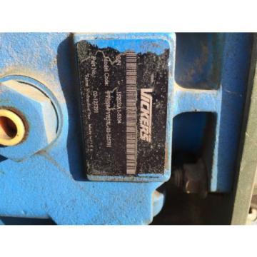 Vicker#039;s Cuba Hydraulic PTO