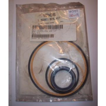 NOS Luxembourg  Vickers Pump Hydraulic Seal Kit 922851 Sealed Package