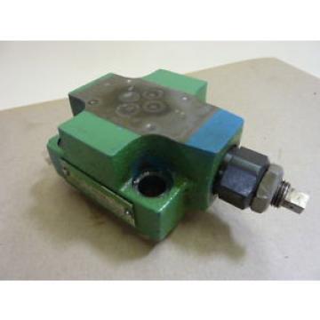 Vickers SolomonIs Hydraulic Valve CVCS25C1S2W24510AP10 Used #64622