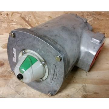 Vickers Luxembourg 50F Hydraulic Indicating Inlet Strainer 50FB-1F-12,  1 1/2#034; NPT
