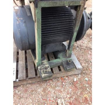 Hydraulic Denmark power with 75HP Vickers pump Motor Pump Only Used
